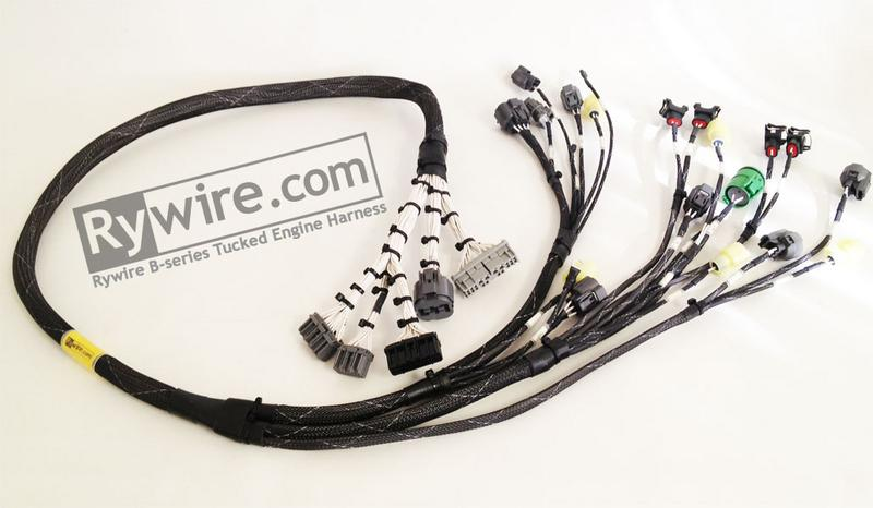 05e4cff8 0b2e 46e8 9eaa edc198ae5be9 800 rywire budget b series tucked engine harnesses now in stock wire harness cartel at bayanpartner.co