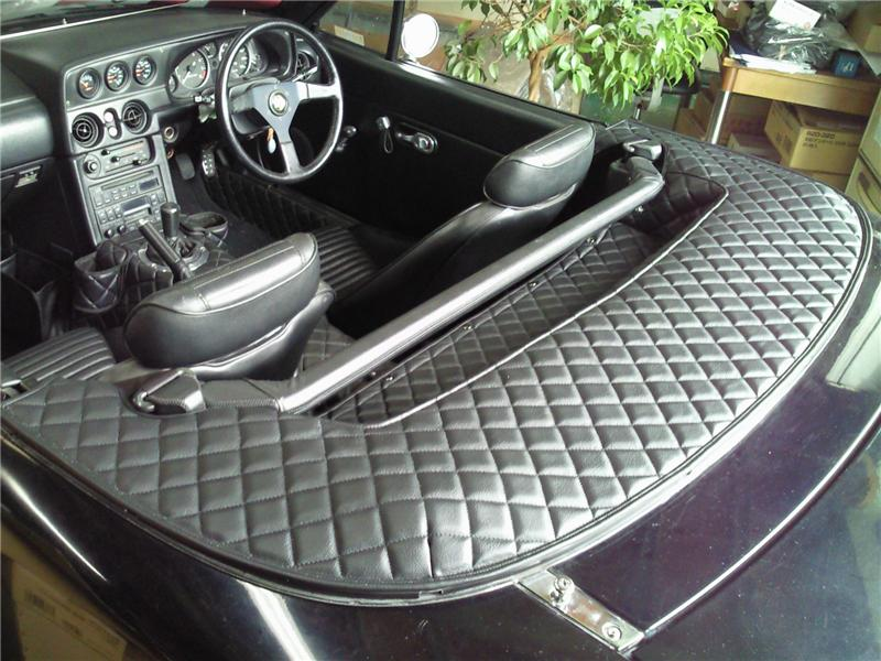 Nakamae Quilted Interior Panels MAZDA   MiataRoadster   High Performance  Service...and Parts For Mazda Miata Roadsters