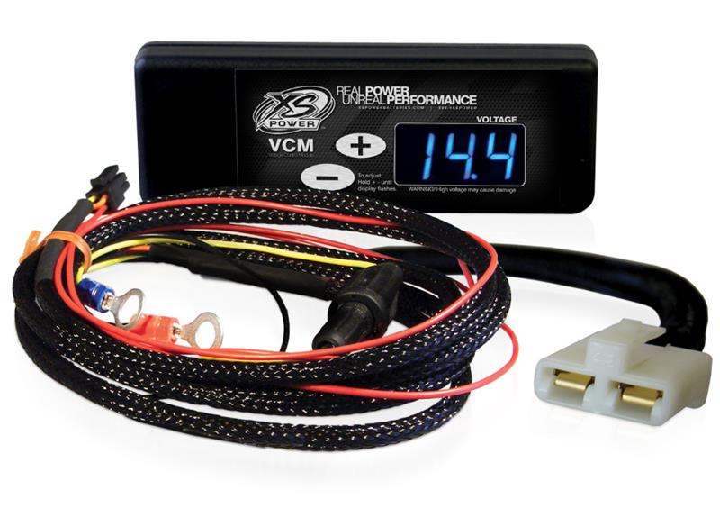 XS Power XSP320-313 Controller//Harness with Blue Display