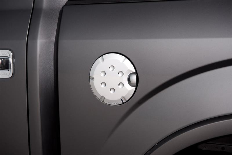 Putco 400925 Fuel Tank Door Cover