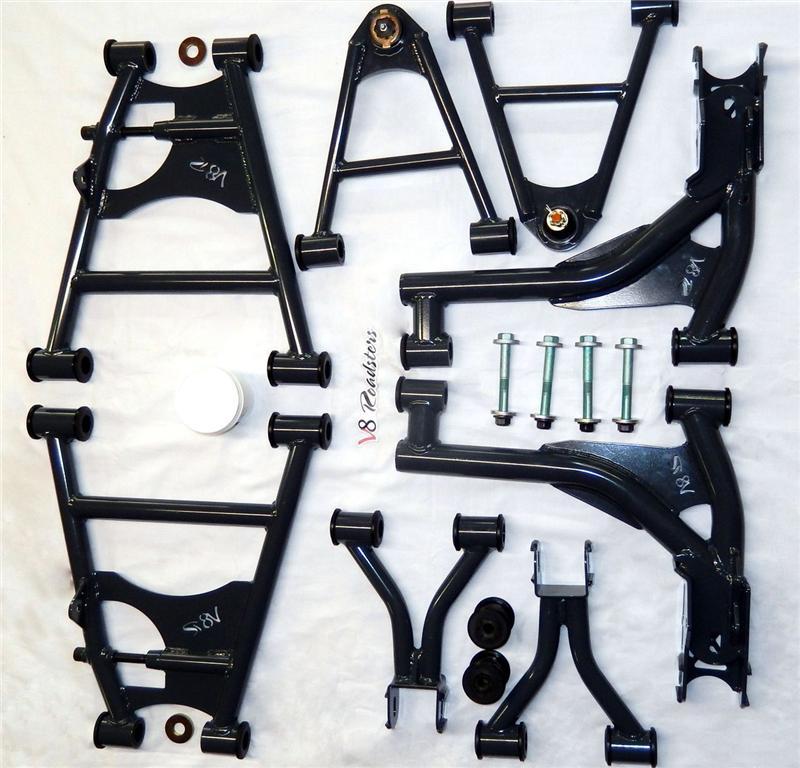 V8 Roadsters Control Arms Tubular Steel Mazda