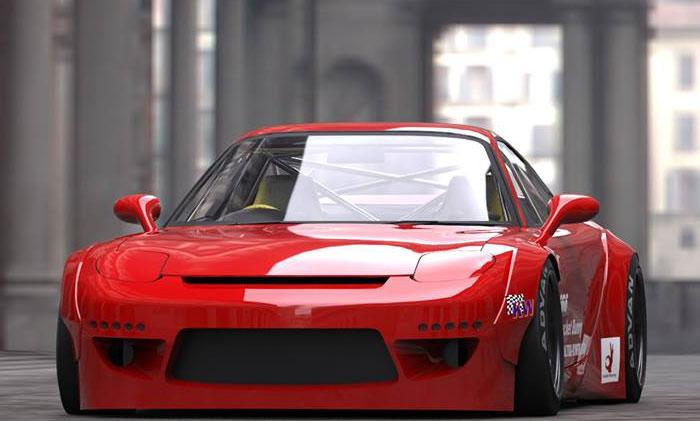 Greddy X Rocket Bunny Fd3s Ver 2 Aero Kit Mazda Miataroadster High Performance Service And