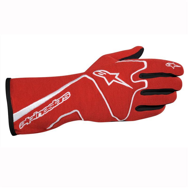 Alpinestars TECH 1 Race Gloves 3551116-156-2XL Black//Orange, XX-Large