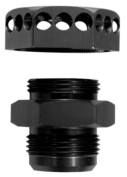Moroso 22637 3//4-16 Vacuum Relief Valve