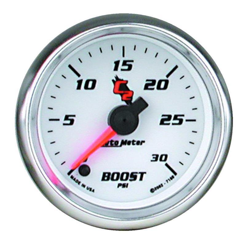 7160 - auto meter c2 gauges - mvp motorsports