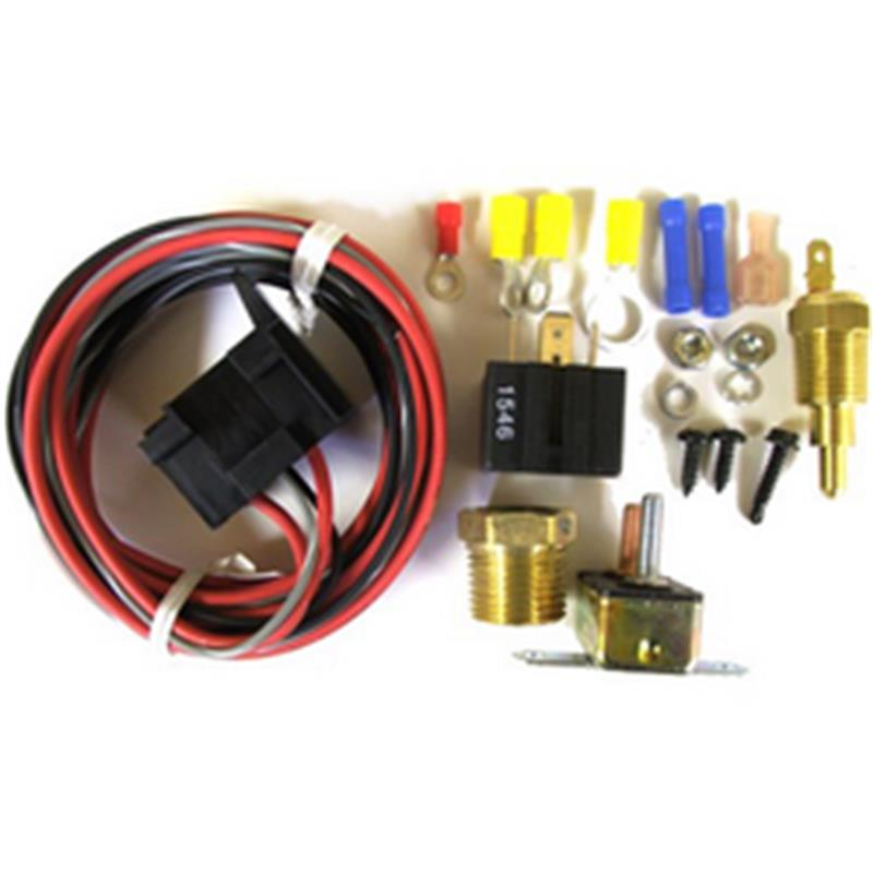 30103 - Painless Performance Electric Fan Control Kits - Race ... on