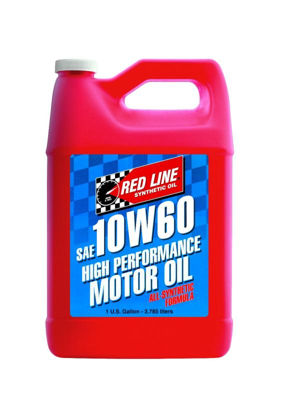 11705 Red Line Synthetic Motor Oil Miataroadster