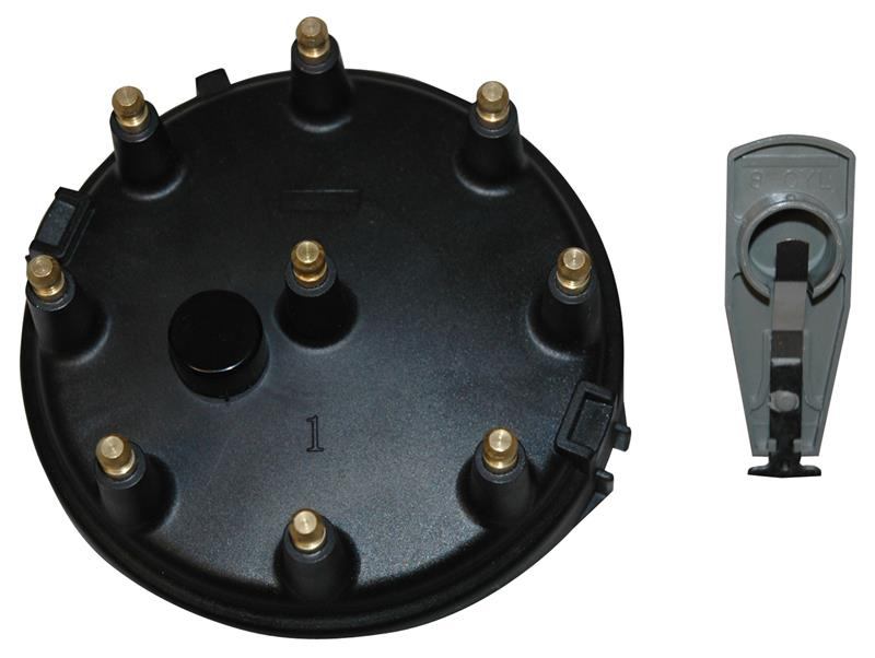 MSD 5506 Street Fire Cap And Rotor Ford V8 Kit
