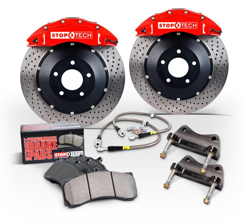 Cheap Acura Tl For Sale: XLR8 Big Brake Kits By STOPTECH For The 4G TL