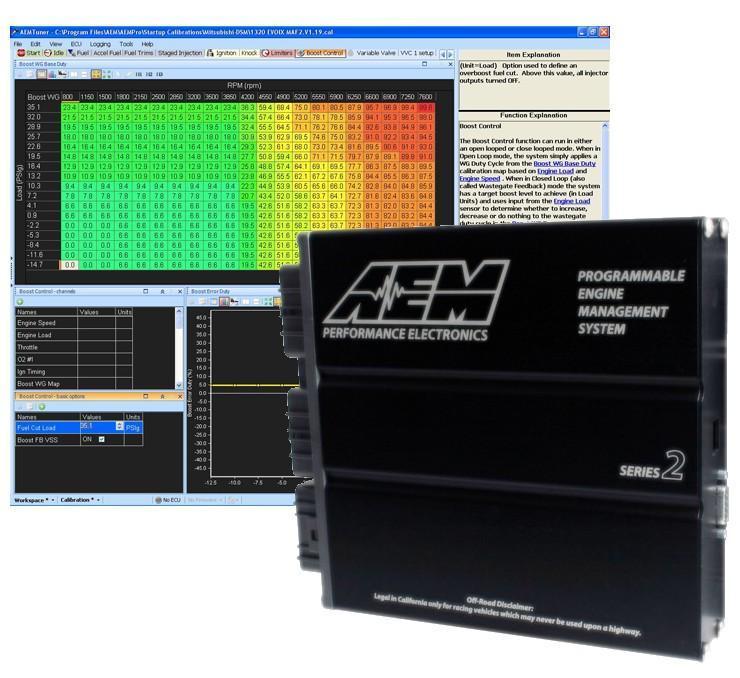 Aem Series 2 Plug Amp Play Engine Management System