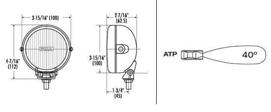 piaa lamps - 510 atp series