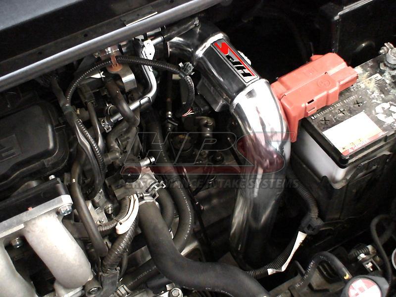 HPS 37-177P Cold Air Intake Kit