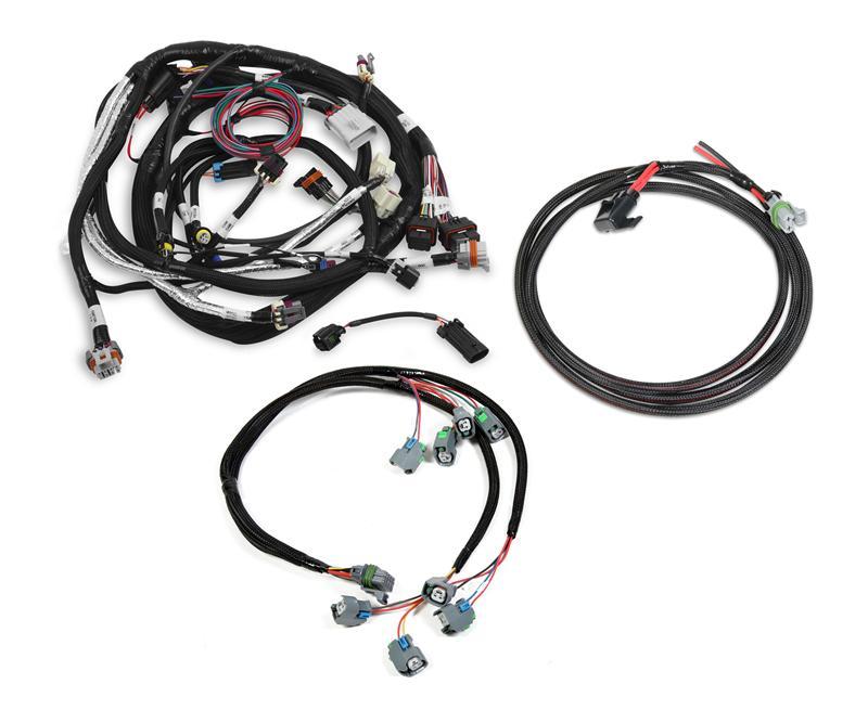 holley efi harness kit universal - miataroadster