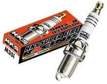 HKS 50003-M40LF Mazda 6 2006 Mazda 3 2006 HKS Iridium Spark Plugs M-Series Super