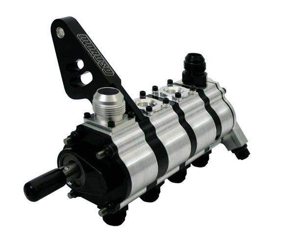 Moroso 22425 5 Stage 1.100 Pressure Section Dry Sump Oil Pump