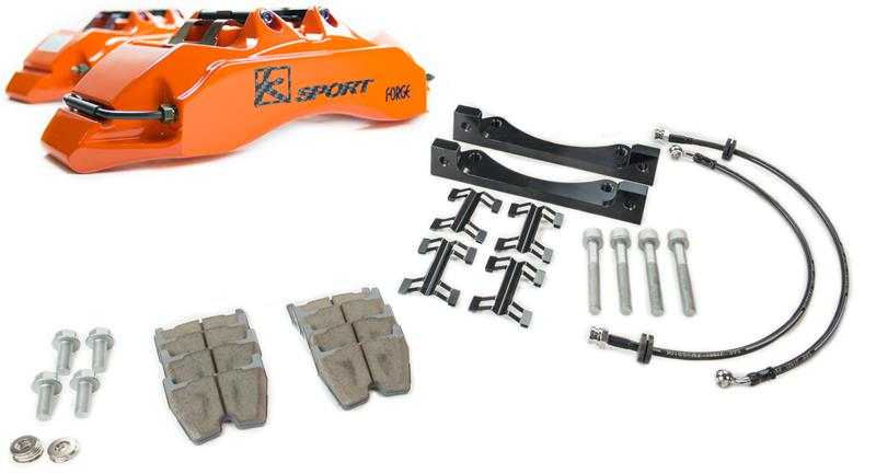 Ksport Procomp Big Brake Kit Accessories UNIVERSAL   Race Consulting Agency    PARTS | KNOWLEDGE | PASSION