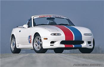 Racing Beat Body Kits Mazda Miataroadster High