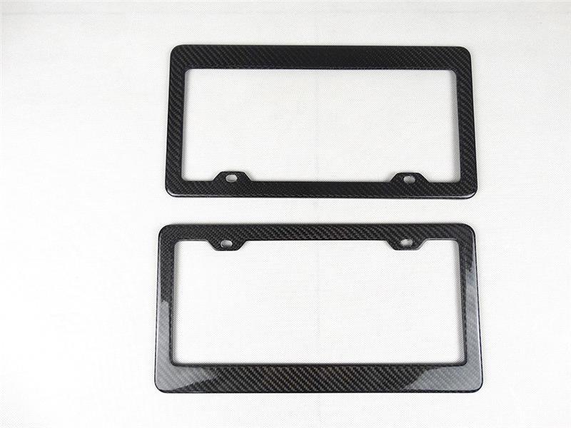 CarbonMiata license plate frames - MiataRoadster - High-performance ...