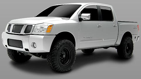 Rancho 4 Nissan Titan Lift Kit W Shocks Under 1240 Delivered From