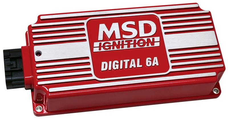 Msd 6200 6a Igntion System