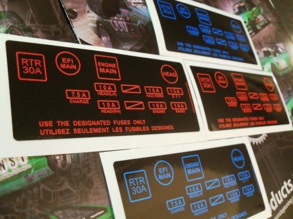 nst ae86 fuse box stickers are back! ae86 fuse box sticker ae86 fuse box #2