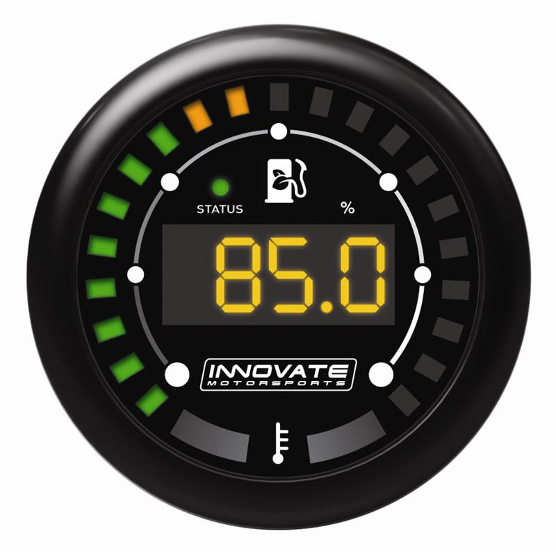 Innovate Motorsports 3854 MTX Digital Series EGT Gauge Kit