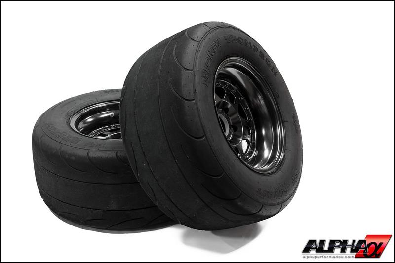 Performance Wheel And Tire - Alpha Performance Wheel And Tire Packages Nissan Kings