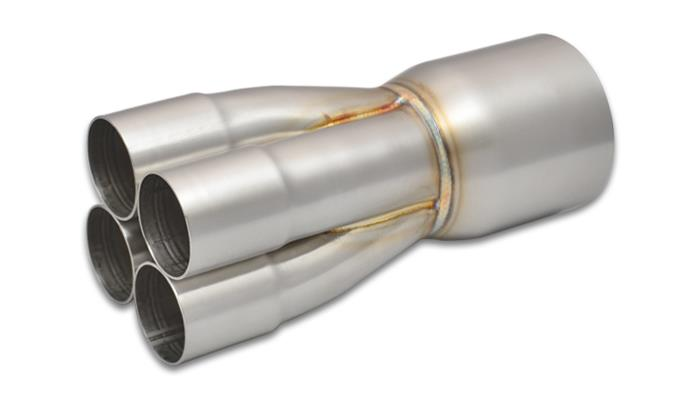 "T304 4.5 /"" 115 MM APPROX STAINLESS STEEL TUBE EXHAUST PIPE ALL LENGTHS AVAILABLE"