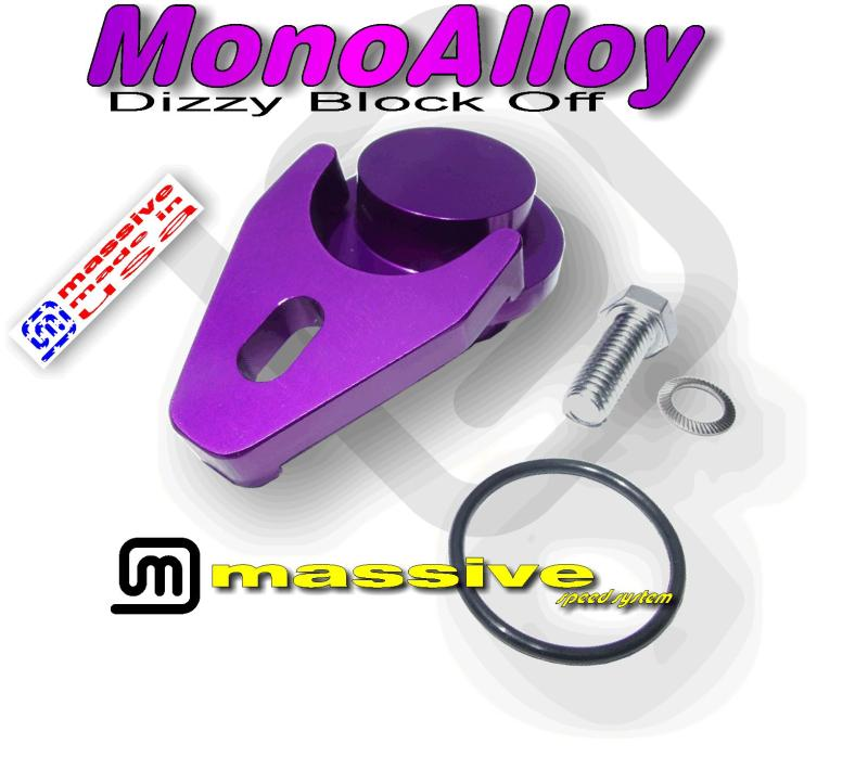 Massive MonoAlloy Distributor Accesories