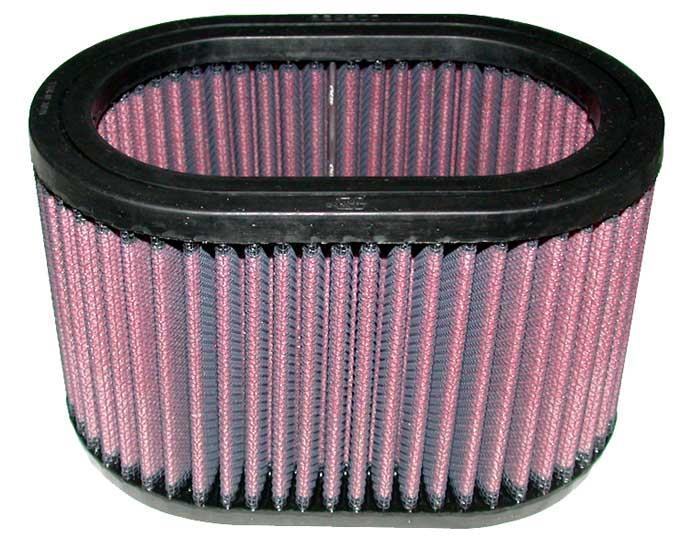 K/&N Oval Air Filter E-3321