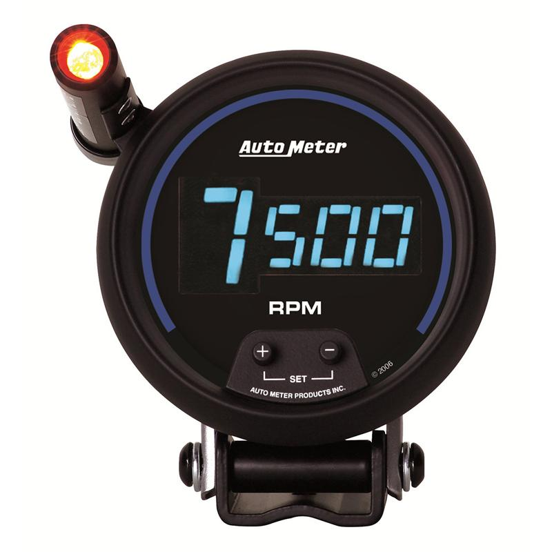 Auto Meter Electronic Speedometers : Auto meter cobalt digital gauges universal moddiction