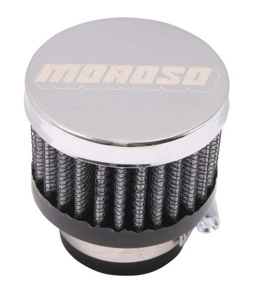 """Moroso 68816 Moroso Breather//Filter 1-1//2/"""" ID Fits:UNIVERSAL 0-0 NON APPLIC"""