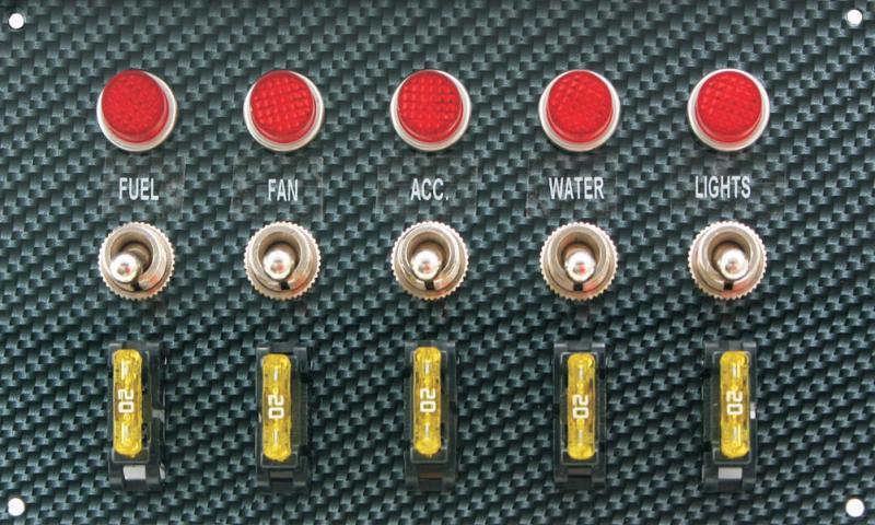 Moroso Switch Panels Universal Speed Element Custom Jdm 408 573 8899