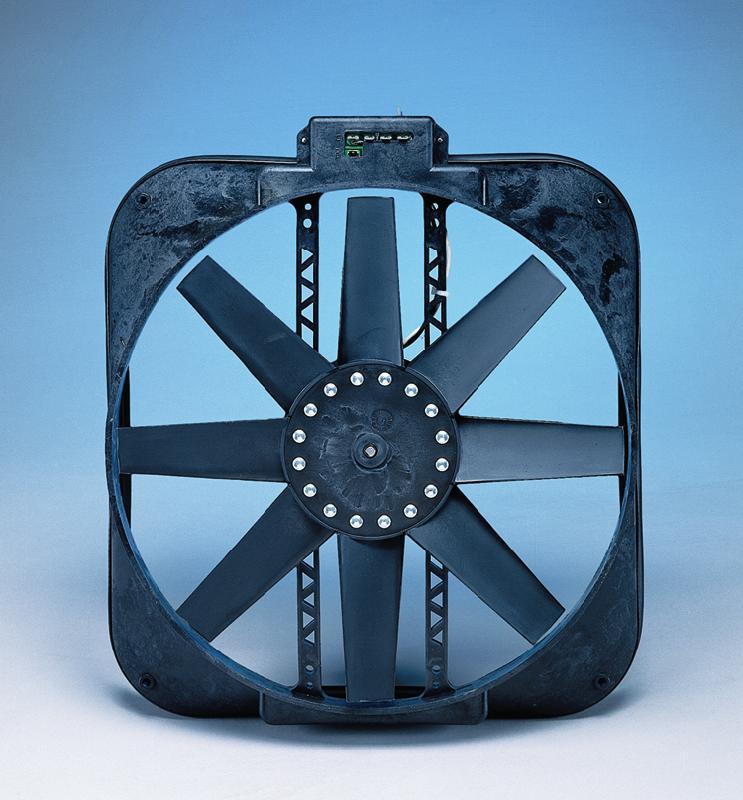 Flex-a-Lite Electric Fan - Electra-Fan II UNIVERSAL - MiataRoadster ...
