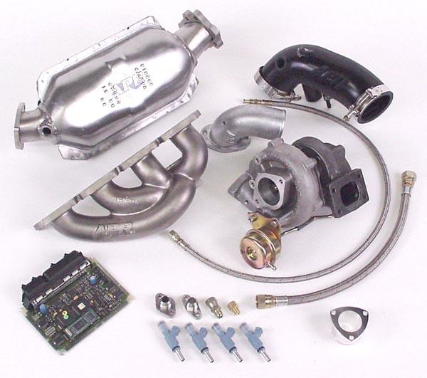 Universal Turbo Plenum: Stage III Turbo Kit