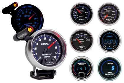 Lateralmeter Auto Racing on Auto Meter Cobalt Gauges   Endurance Motorsports   Engine