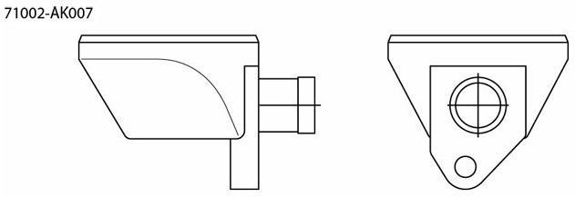 HKS G09912-K00020-00 Blow Off Valve Component SSQV C-Clip Supercedes Pn 91711-009100