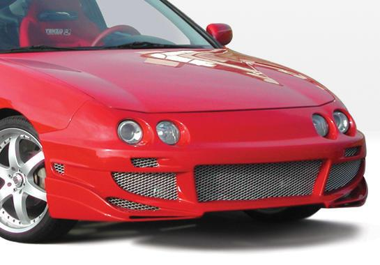 Wings West Avenger Style Front Bumper Acura Integra - Acura integra aftermarket parts