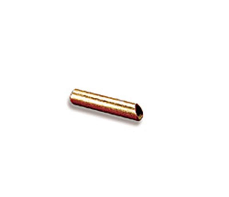 Holley 26-342 Vent Tube Spill Reduction Valves black