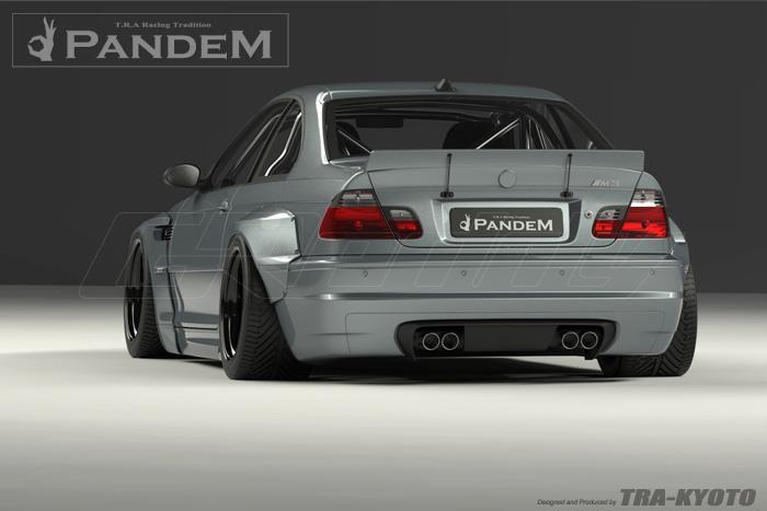 Greddy X Pandem Bmw E46 Aero Kit Bmw Speed Element Custom Jdm