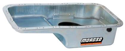 Moroso 20911 Oil Pan For 90 01 Integra B18a B B18c1 B18c5