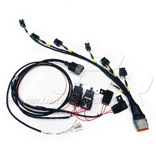 phr ign1a coil wiring harness for supra & sc300 aem  infinity wiring harness #13