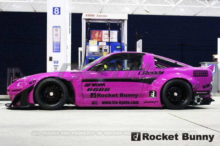 Greddy Rocket Bunny Rps13 V2 Full Kit Nissan 240sx