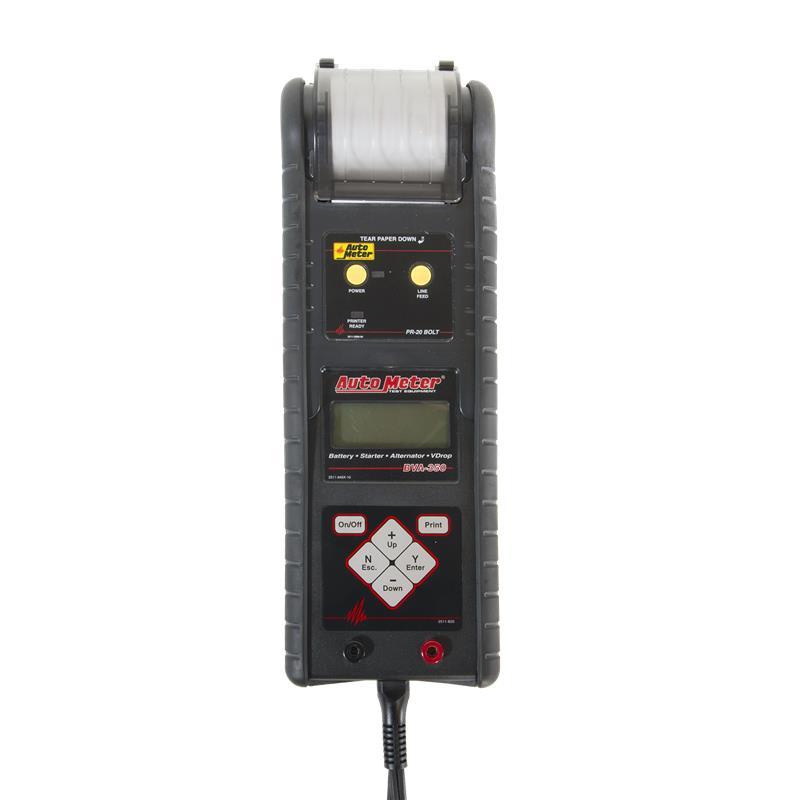 BVA-350PR - Auto Meter Test Equipment - Import Replacement Parts