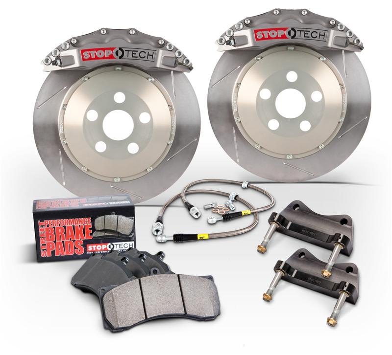 Stoptech Big Brake Kit Trophy Subaru Thmotorsports Discount