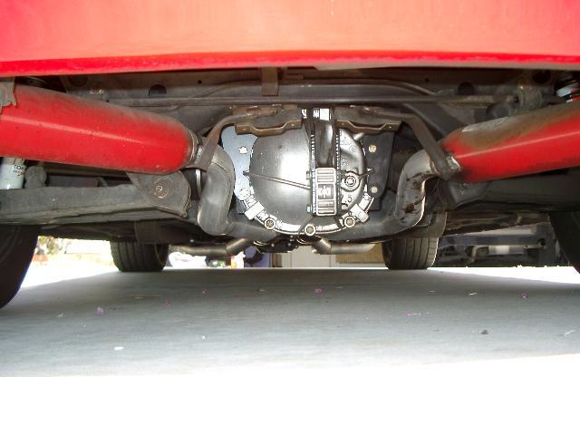 MM-V8-DIFFERENTIAL - Monster Miata V8 rear end swap kits