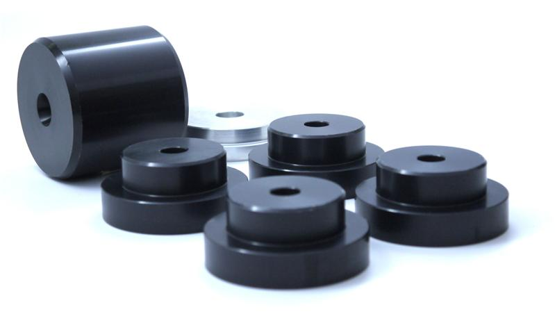 Spl pro suspension solid differential mounting bushings for Suspension sdb