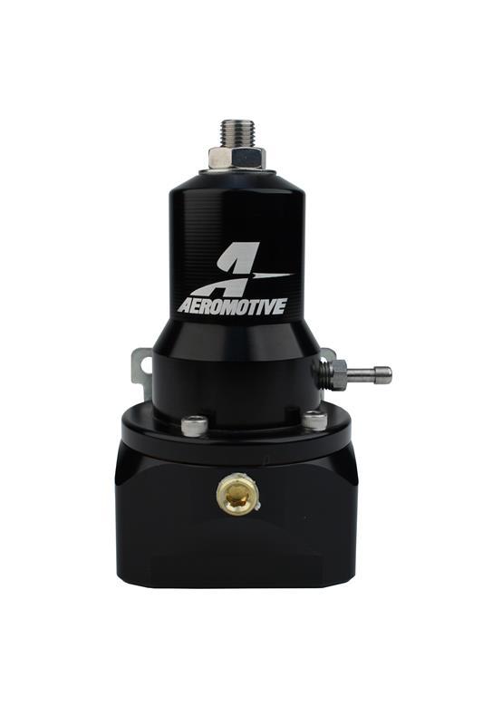 Aeromotive 13113 Fuel Pressure Regulator EFI Bypass 40-100 Adjustable Belt Hex