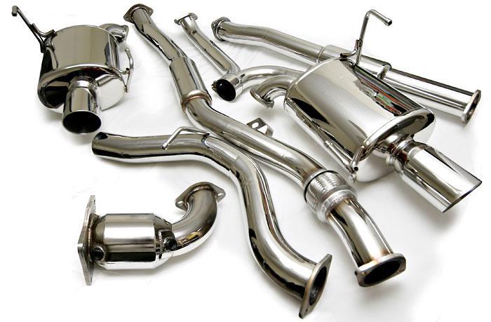 Royal Moore Subaru >> S1D0493HA001T - AVO Turboworld Cat Back Exhaust - Moore ...
