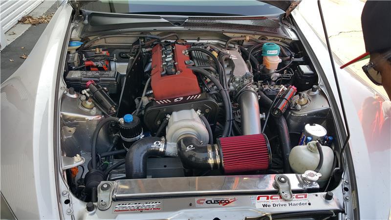 RSG-RAD-DP-S2K - RSG Dual Pass Radiator by CSF - Rockstar Auto